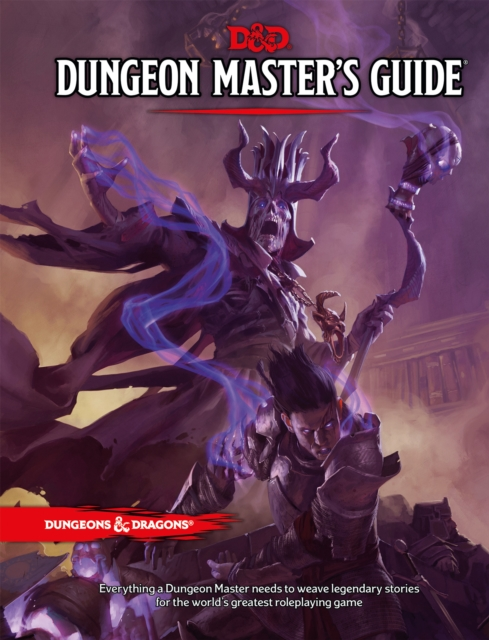 Dungeon Master's Guide (D&D Core Rulebook) by Wizards of the Coast, ISBN: 9780786965625