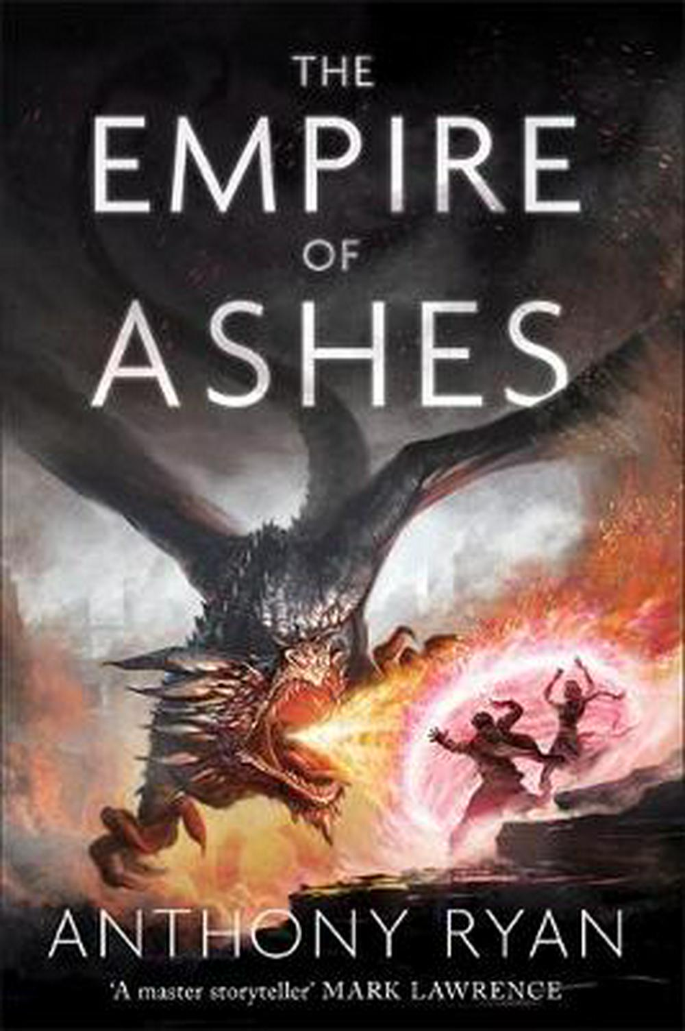 The Empire of AshesBook Three of Draconis Memoria