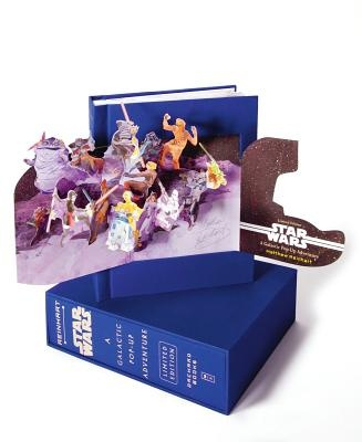 Star Wars: A Galactic Pop-Up Adventure (Limited Edition)