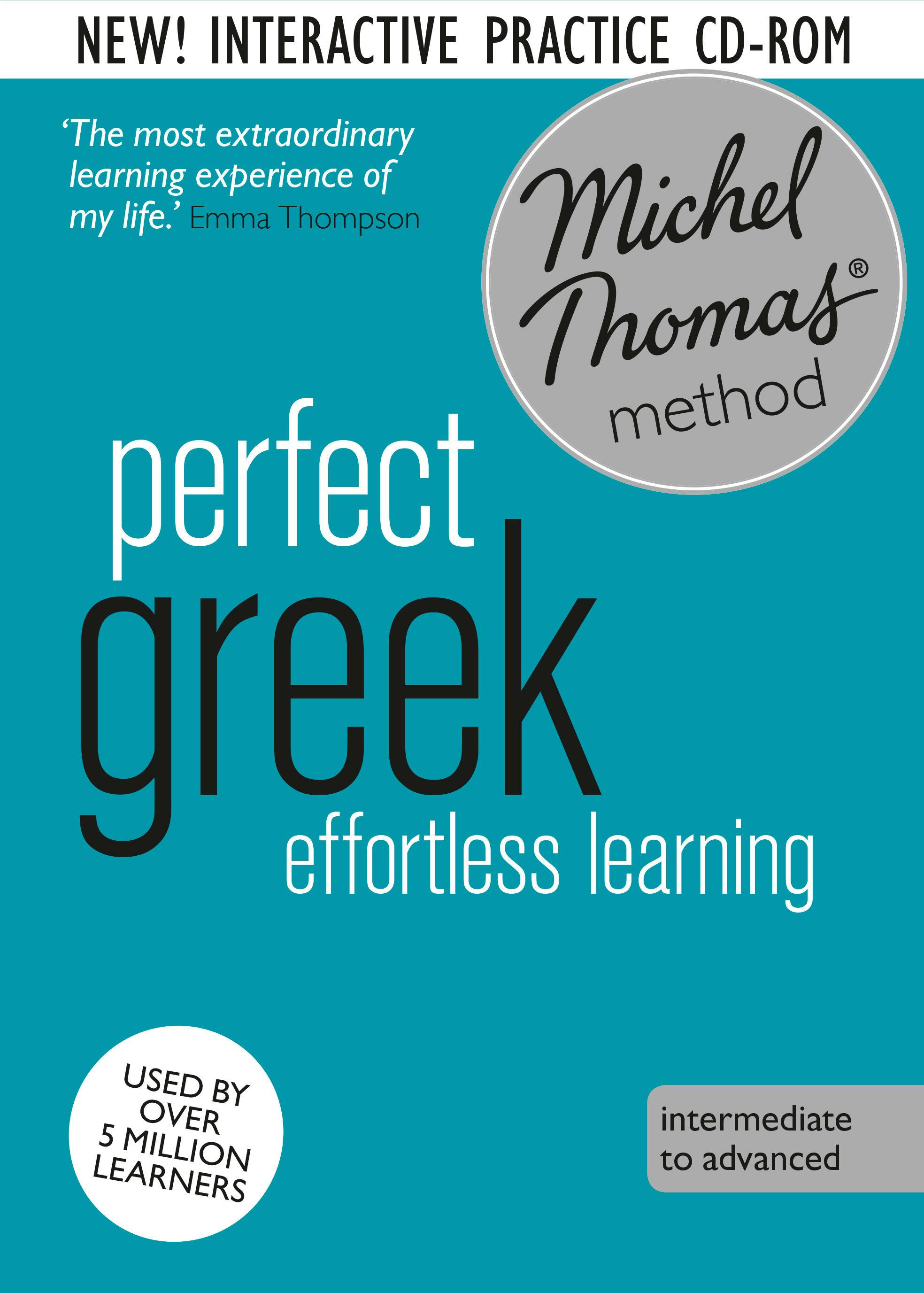 Perfect Greek Intermediate Course: Learn Greek with the Michel Thomas Method
