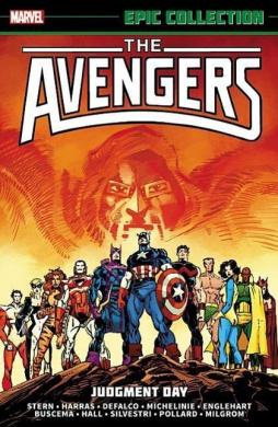 Avengers Epic Collection by Roger Stern, ISBN: 9780785188940