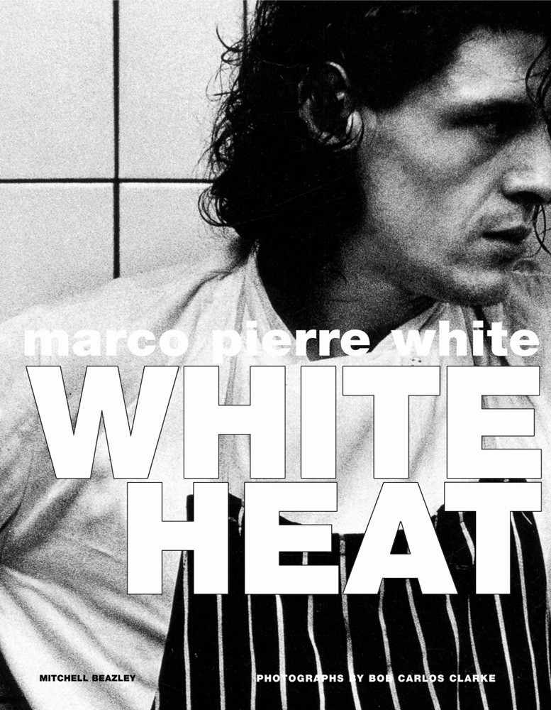 White Heat (Paperback) by Marco Pierre White, ISBN: 9781845334109