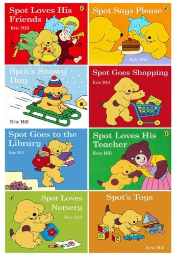 Spot Collection - 10 Books by Book, ISBN: 9780141374765