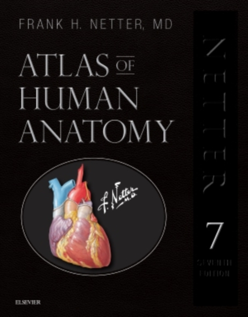 Atlas of Human Anatomy, Professional Editionincluding NetterReference.com Access with Full ...