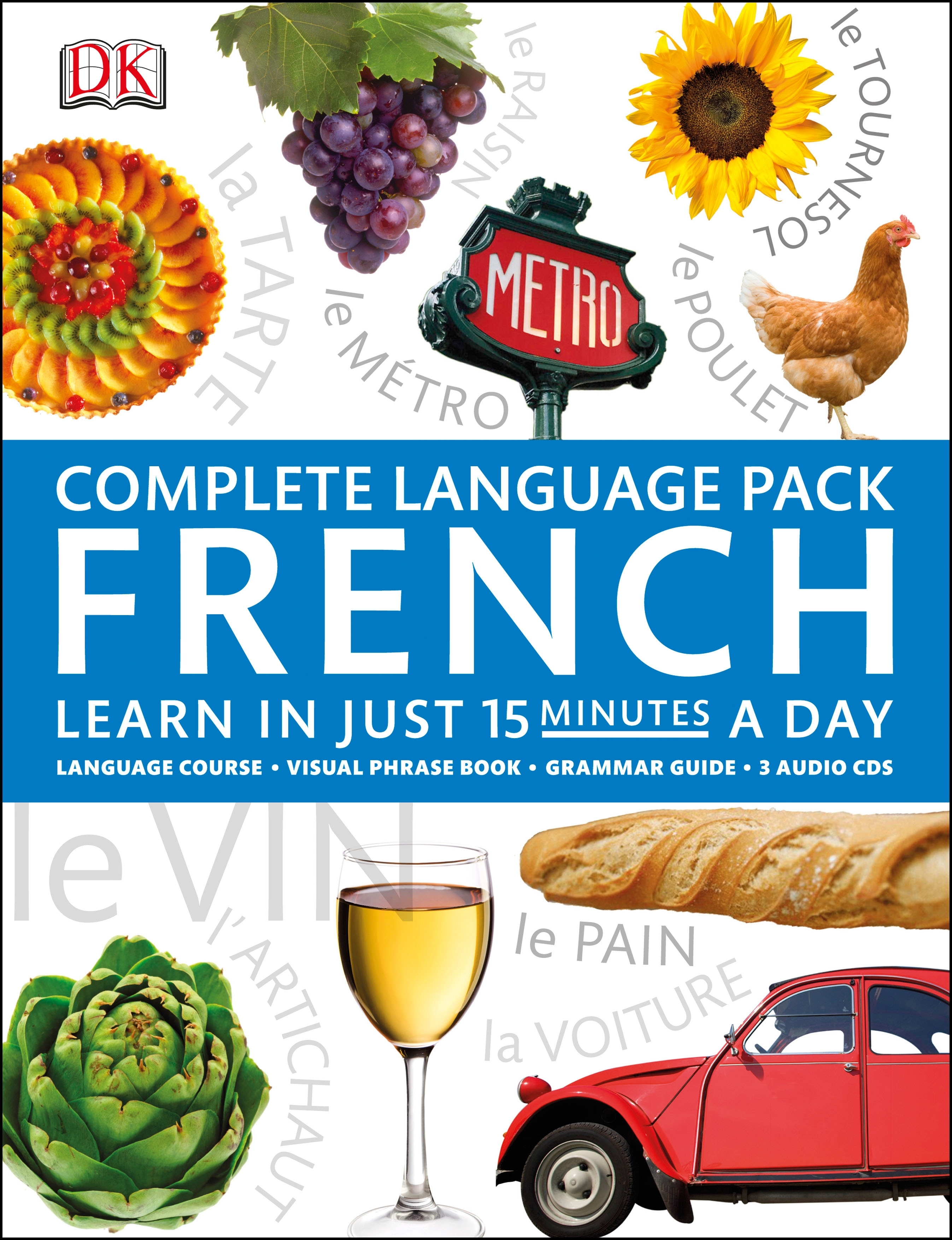 Complete Language Pack French by Dk, ISBN: 9781409385202