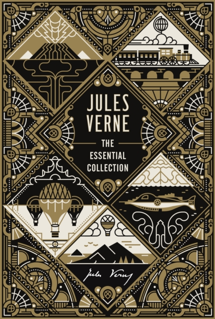 Jules VerneThe Essential Collection