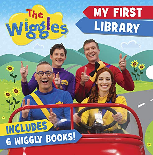 The Wiggles My First Library