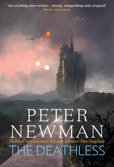 The Deathless by Peter Newman, ISBN: 9780008228989