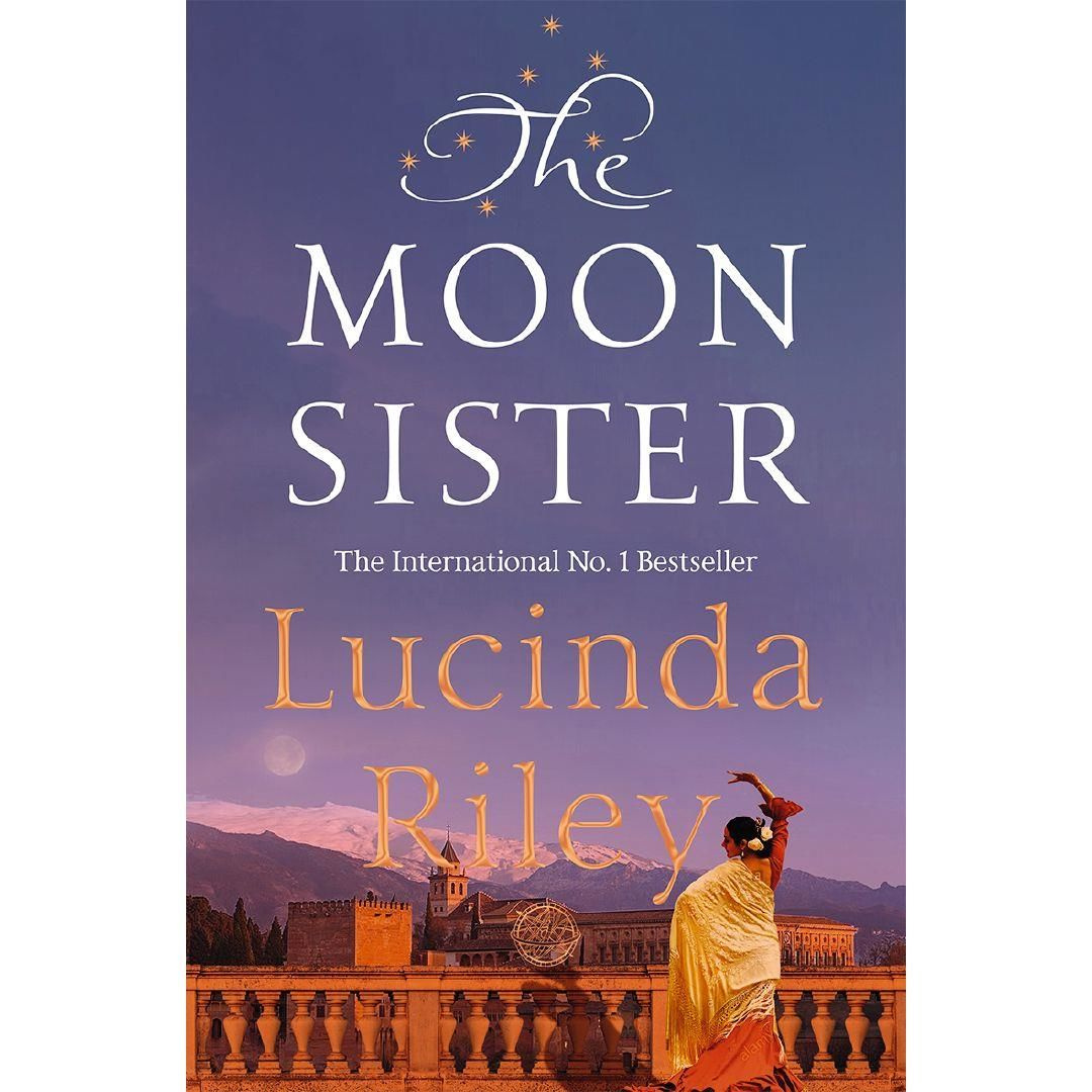 The Seven Sisters 5. The Moon Sister by Lucinda Riley, ISBN: 9781509840106