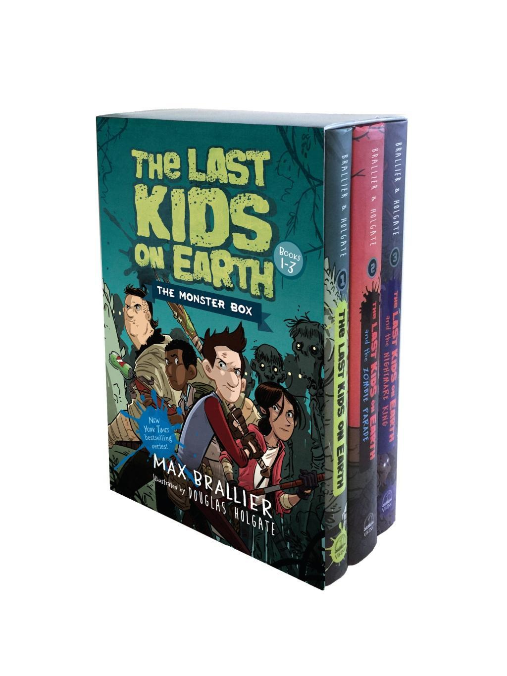 The Last Kids on Earth by Max Brallier, ISBN: 9780451481085