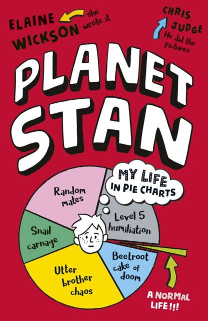 Planet Stan by Elaine Wickson, Chris Judge, ISBN: 9780192759047