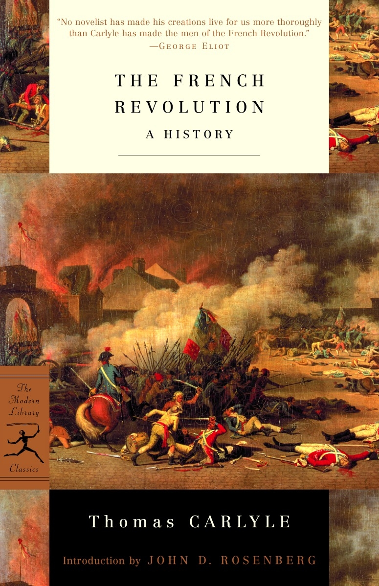 Mod Lib The French Revolution by Thomas Carlyle, ISBN: 9780375760228