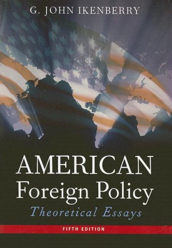 american foreign policy thesis