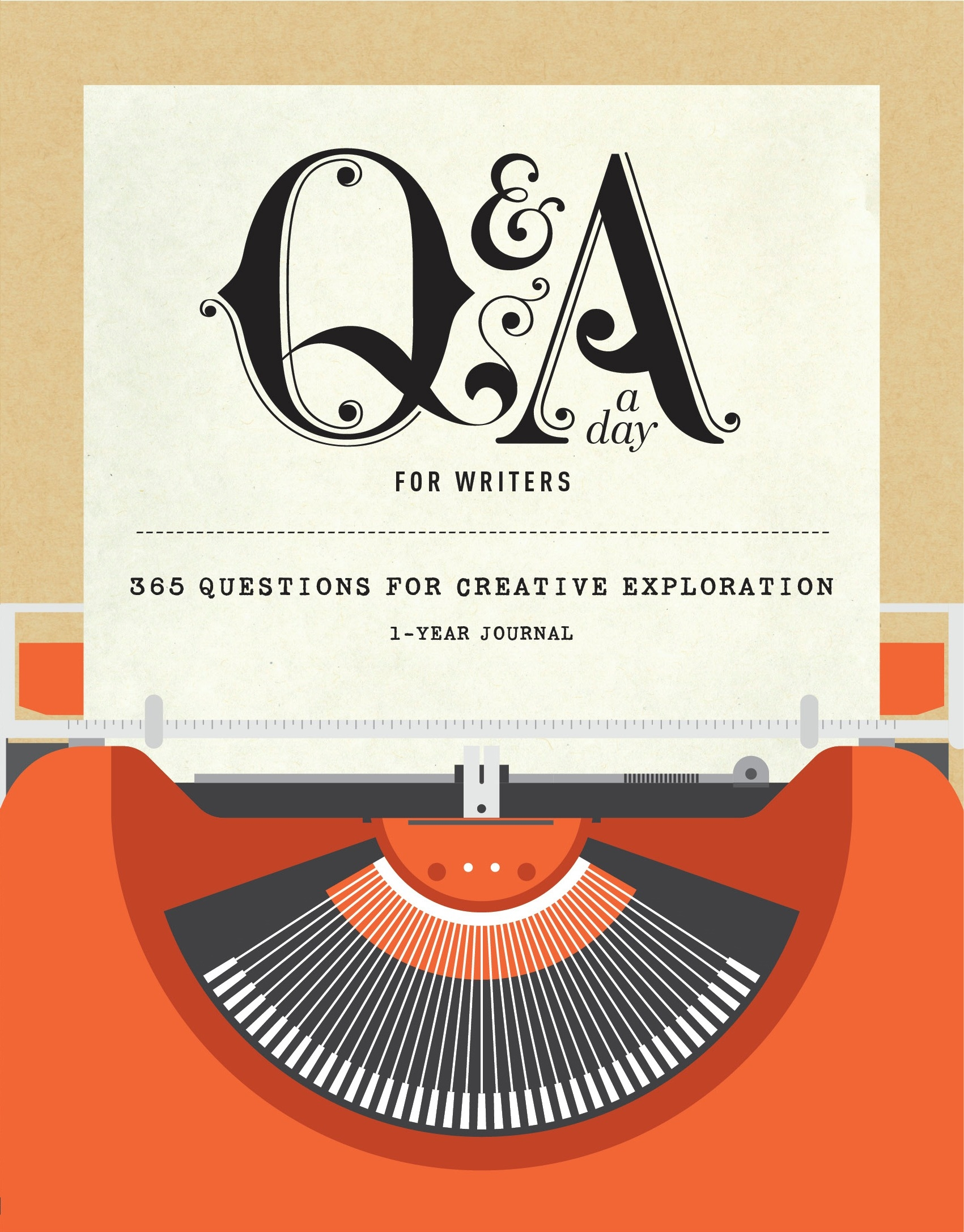 Q and A a Day for Writers (Q&A a Day)