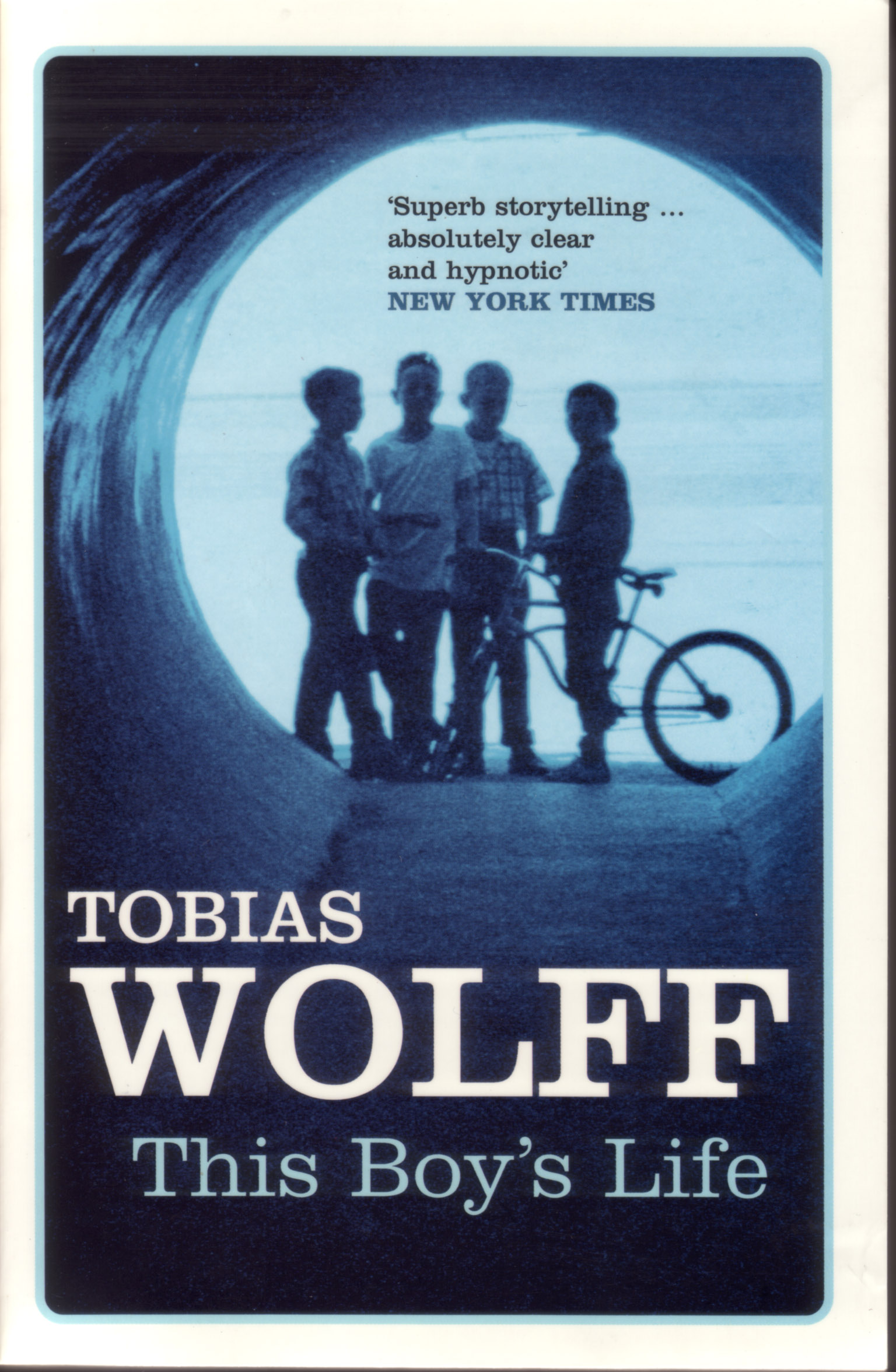 a comparison of this boys life by tobias wolff and the basketball diaries by jim carroll Reconstructs the evolution of diaries written by and about families for their various members wolff, lynn l w g sebald uses cross-cultural comparison of.