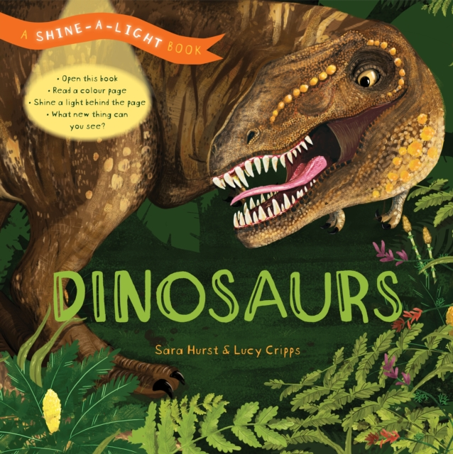 Shine-a-Light: Dinosaurs: A Shine-a-Light Book