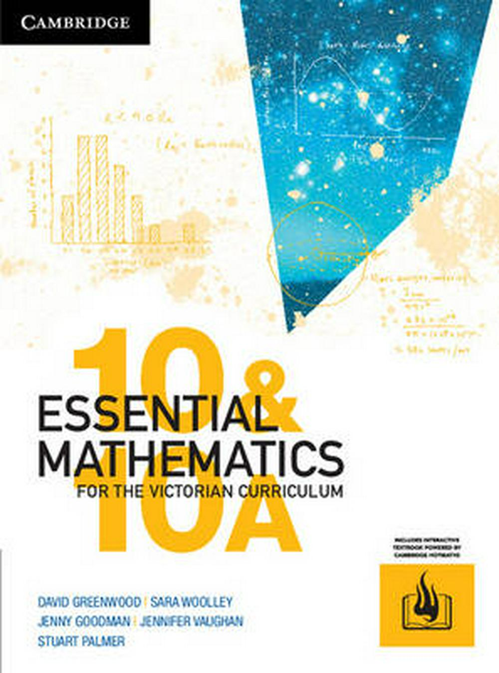Essential Maths for the Victorian Syllabus Year 10 Print Bundle (Textbook and Hotmaths)