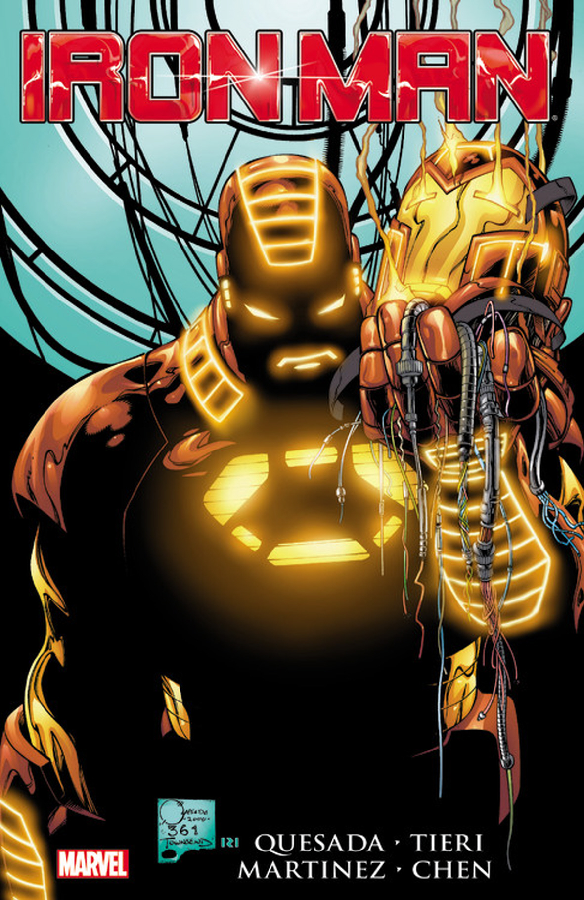 Iron Man by Joe Quesada by Paul Ryan, ISBN: 9780785167365