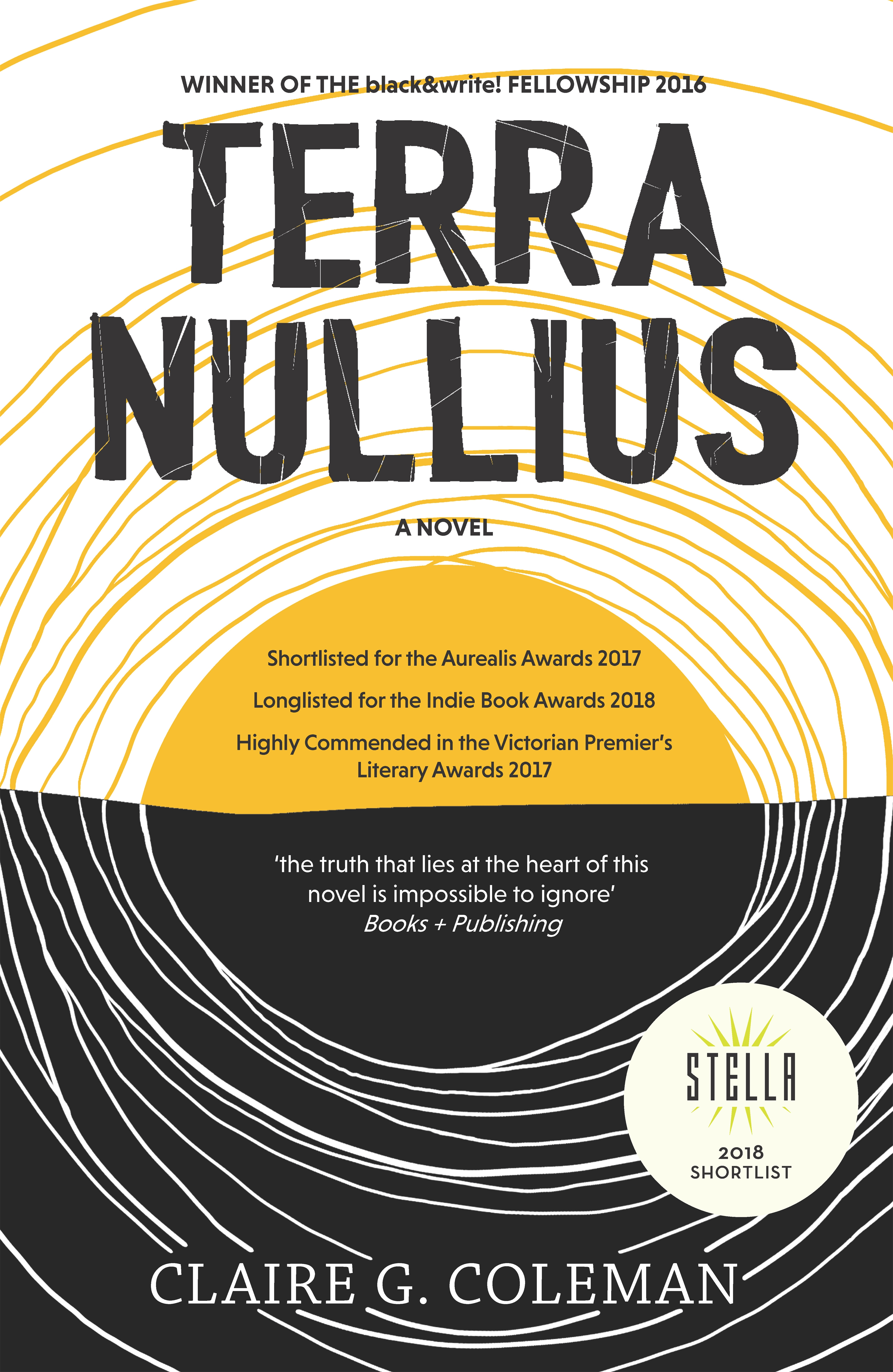 Terra Nullius by Claire G. Coleman, ISBN: 9780733638312