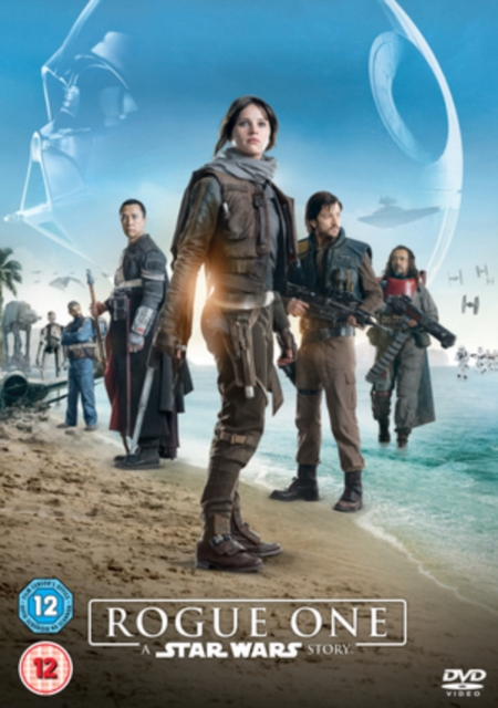 Rogue One: A Star Wars Story [DVD] [2016] by Unknown, ISBN: 8717418500825