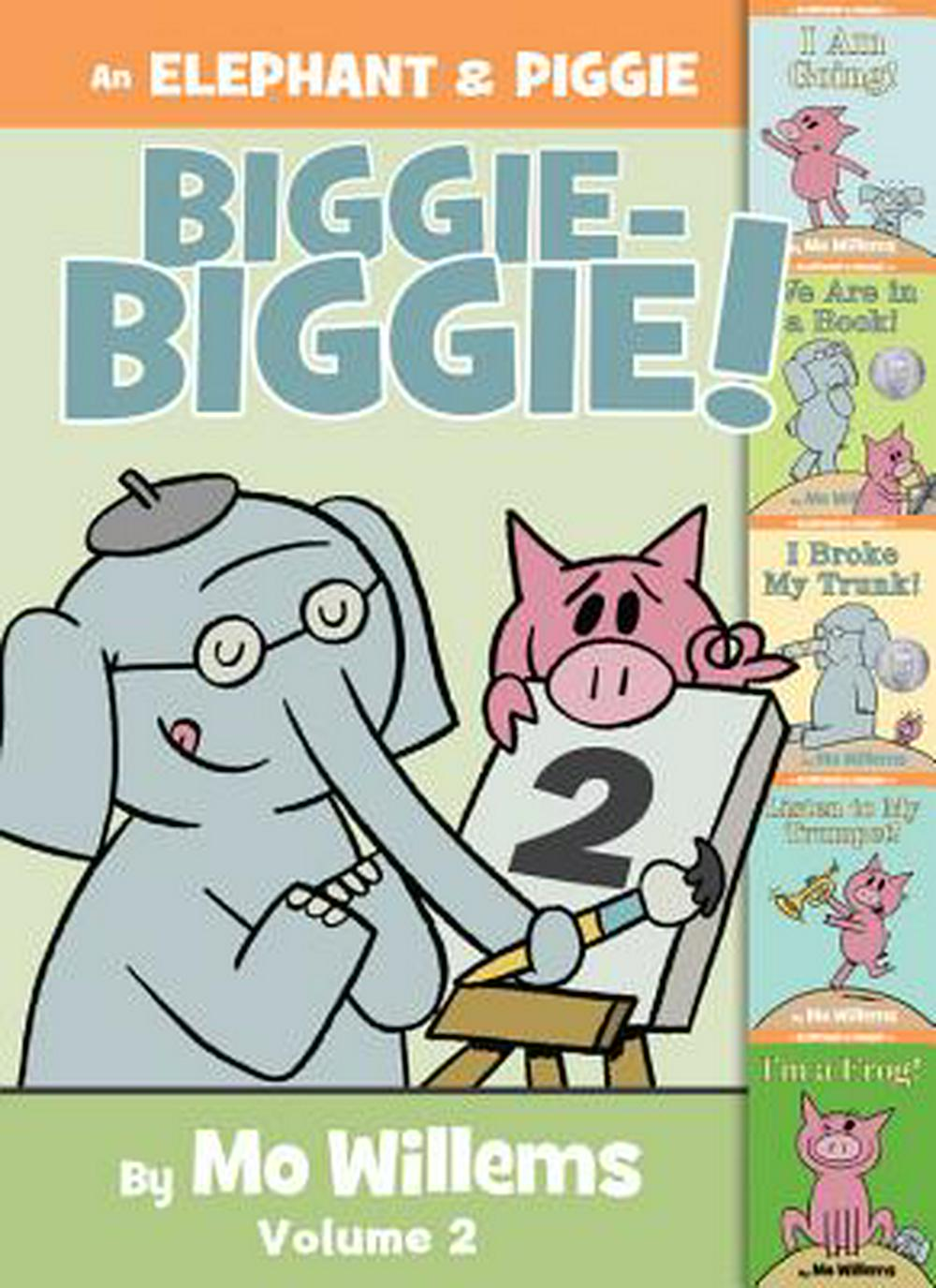 An Elephant & Piggie Biggie! (Elephant and Piggie Book)