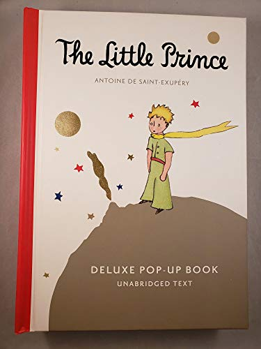 Le Petit Prince [The Little Prince] Pop-Up Book