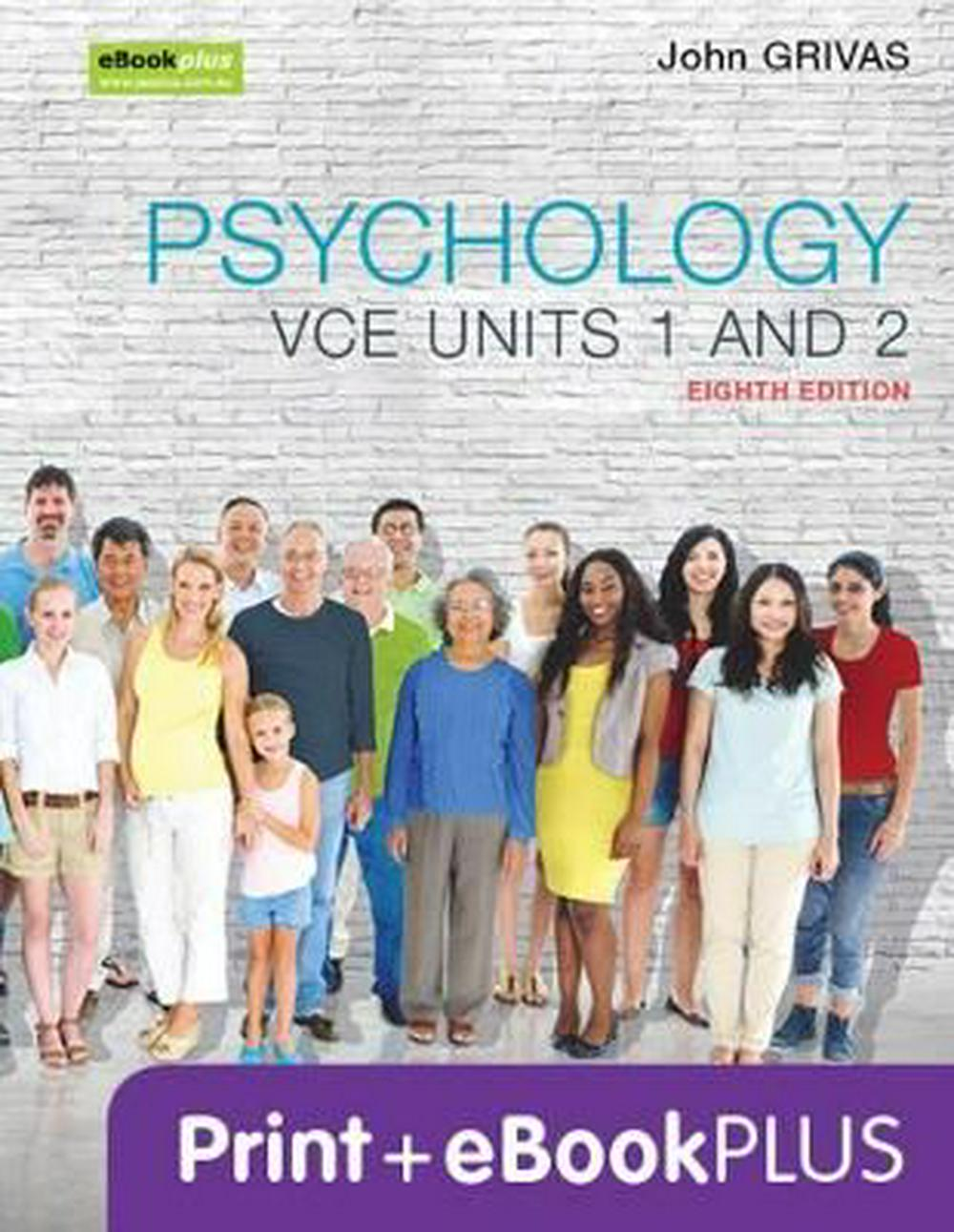 Psychology VCE Units 1 and 2 (8th Edition) - Print & eBookPLUS