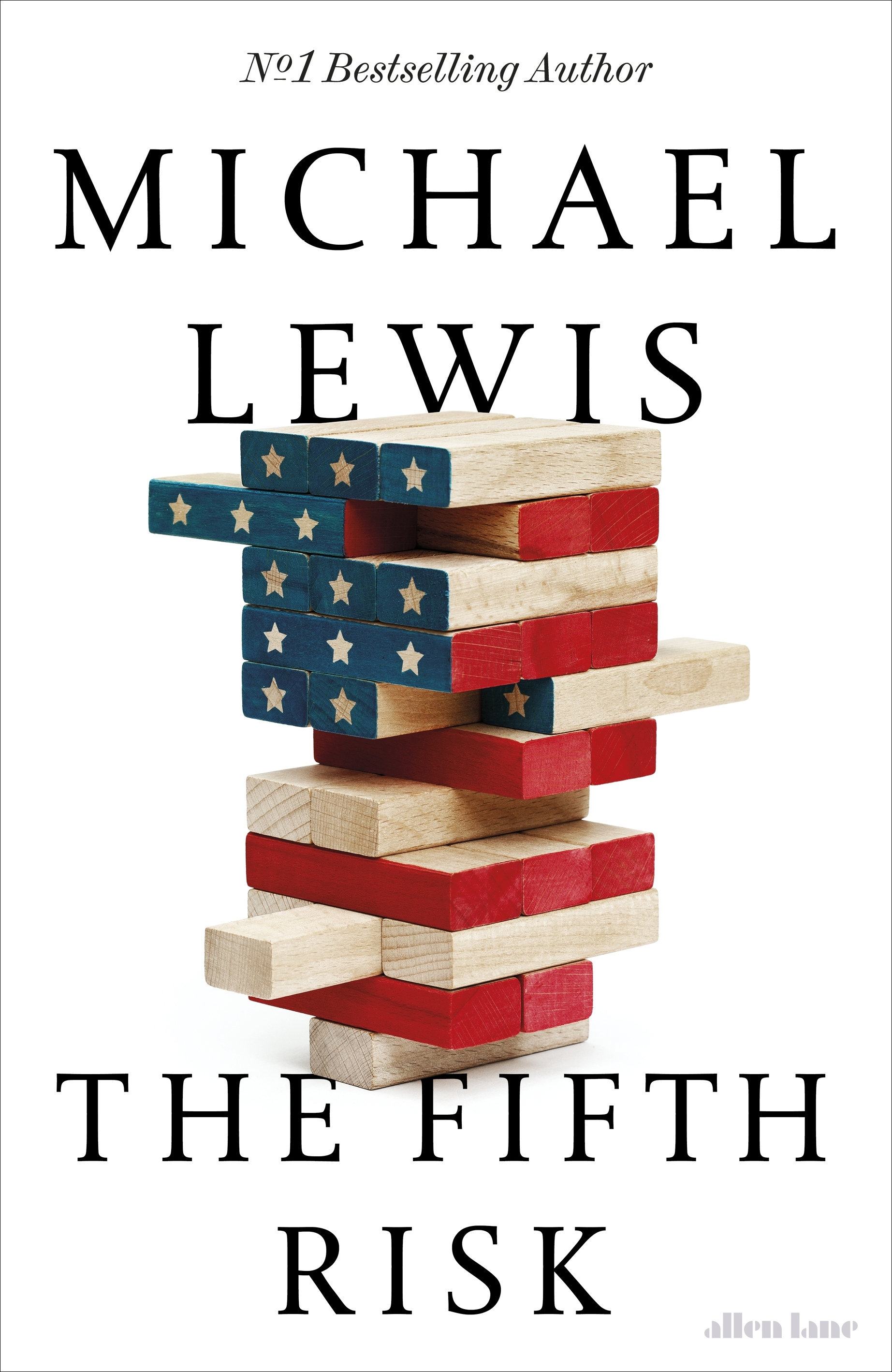 The Fifth Risk by Michael Lewis, ISBN: 9780241373545