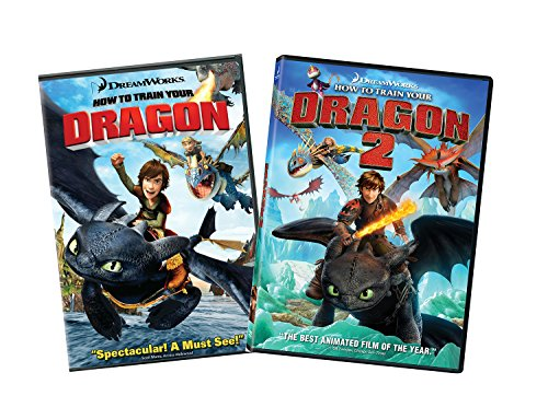 How To Train Your Dragon Bundle