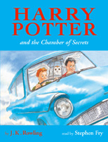 Harry Potter and the Chamber of Secrets children's edition 6XSWC