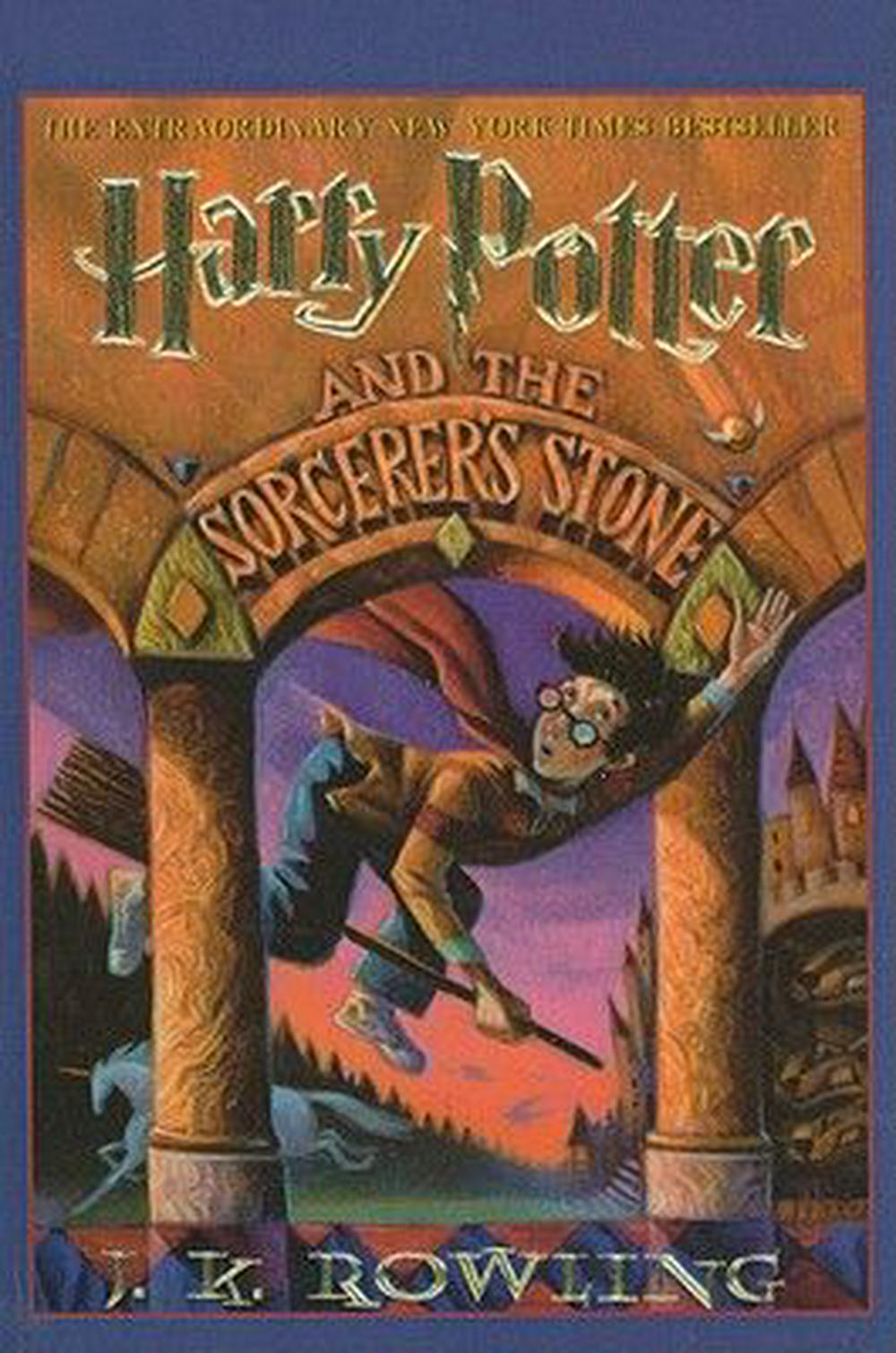 Harry Potter and the Sorcerer's Stone by J K Rowling, ISBN: 9780780797086