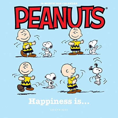 Peanuts Happiness Is 2019 Calendar