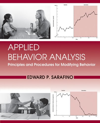applied behavior analysis research paper Applied behavior analysis graduate programs often highlight a research-based study of how behavior science can be applied to mental ailments such as autism spectrum disorders, or intellectual disabilities.