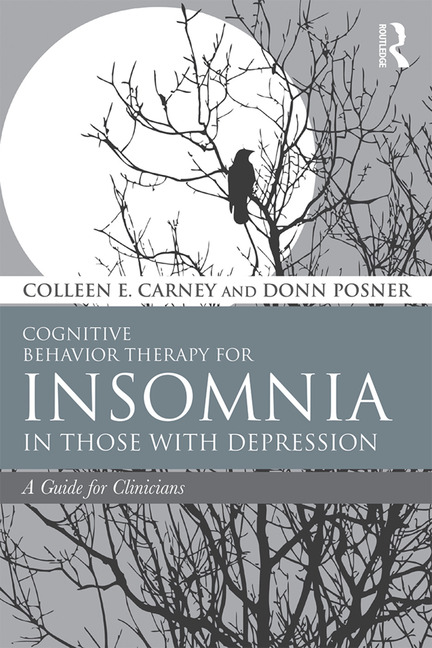 Using CBT to Treat Insomnia in Those With Depression: A Guide for Clinicians