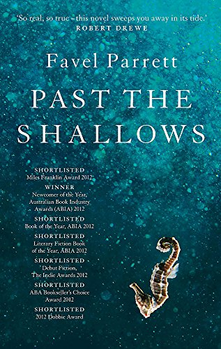 Cover Art for Past the Shallows, ISBN: 9780733626579