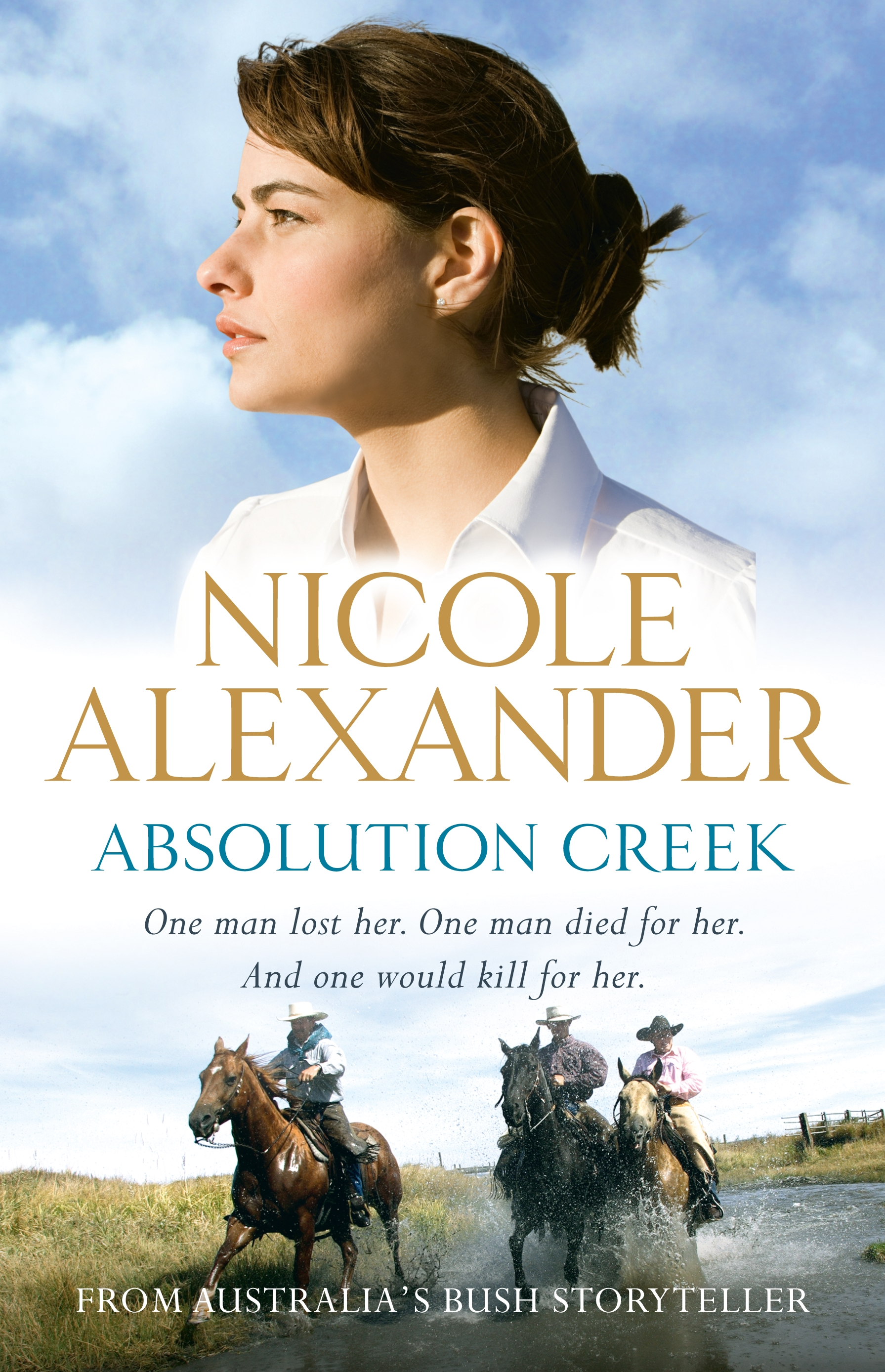Cover Art for Absolution Creek, ISBN: 9781864712810