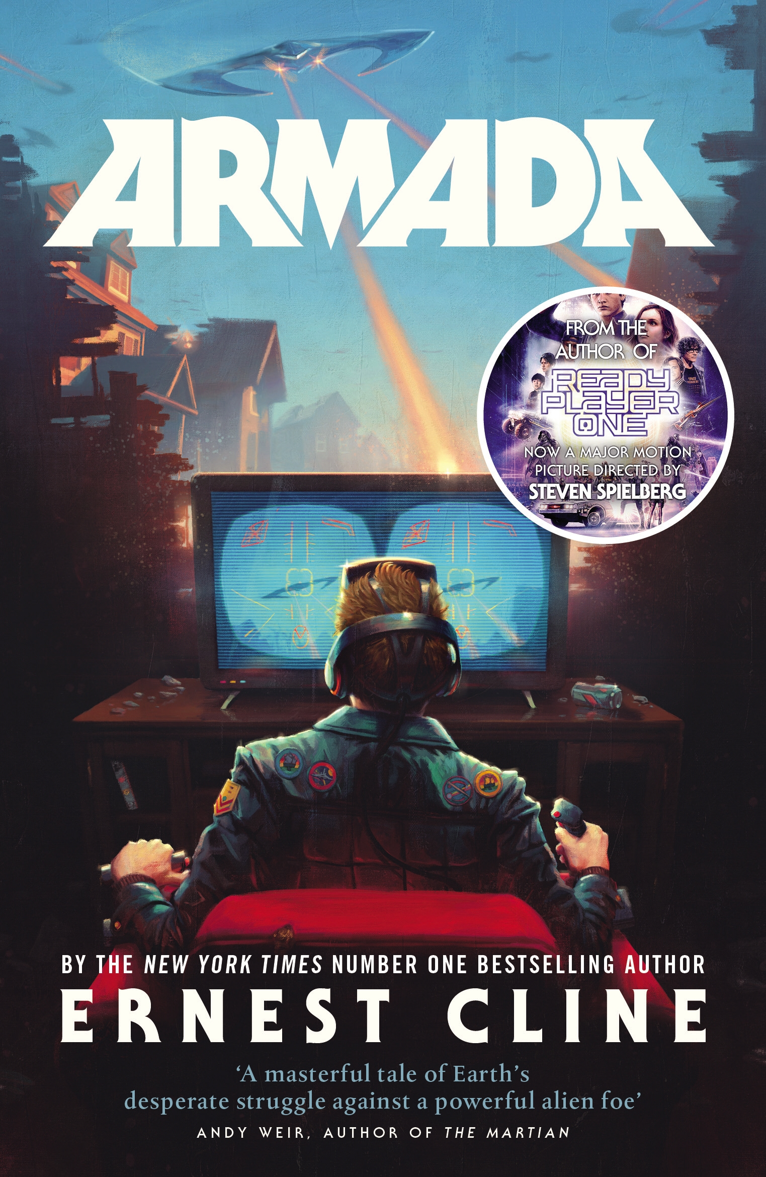 Cover Art for Armada, ISBN: 9781448184088