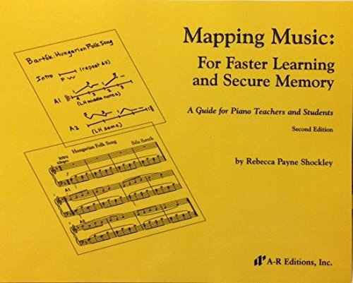 Mapping Music: For Faster Learning and Secure Memory
