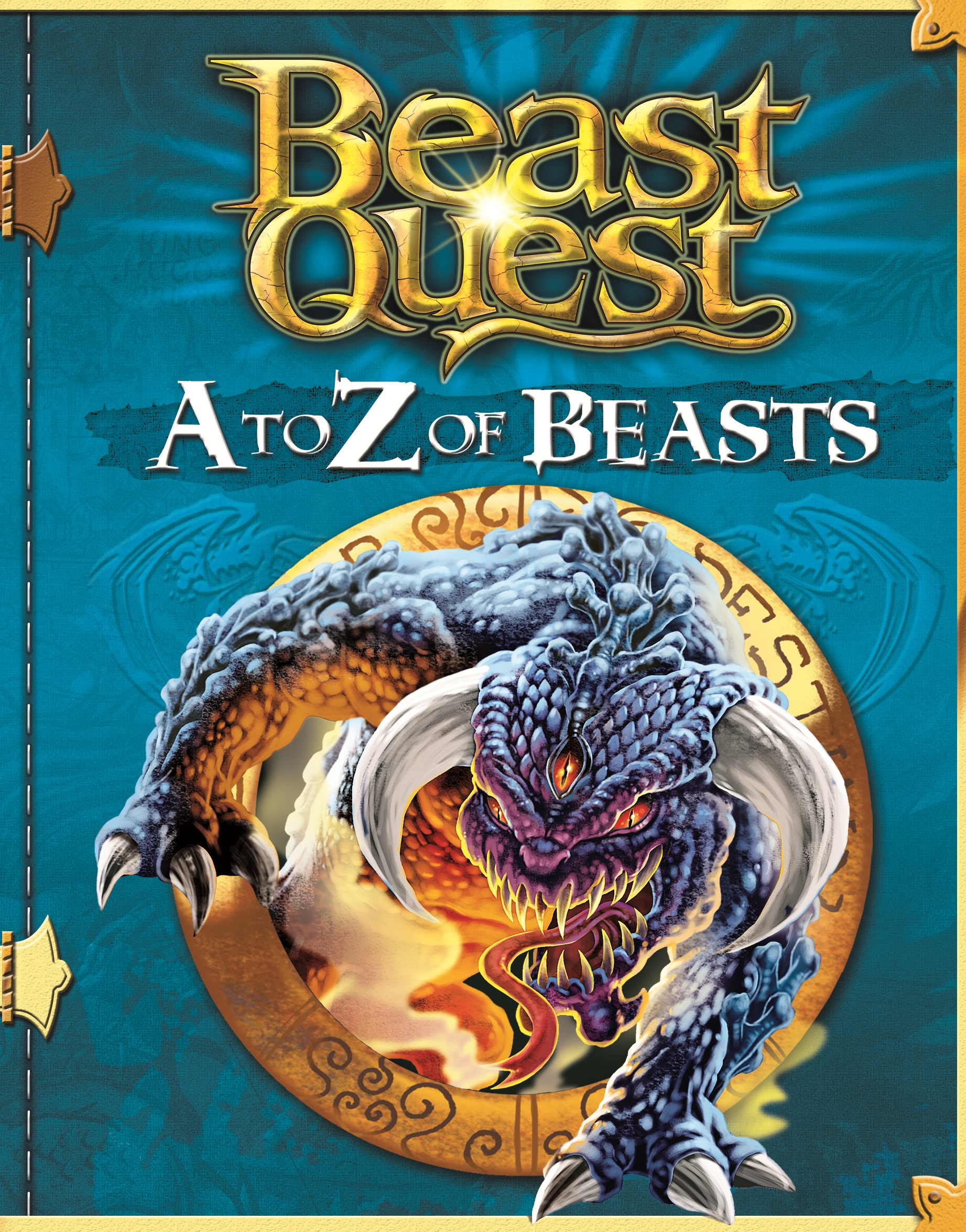 Beast Quest: A to Z of Beasts by Adam Blade, ISBN: 9781408338391