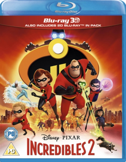 Booko: Comparing prices for Incredibles 2 [3D + Blu-ray