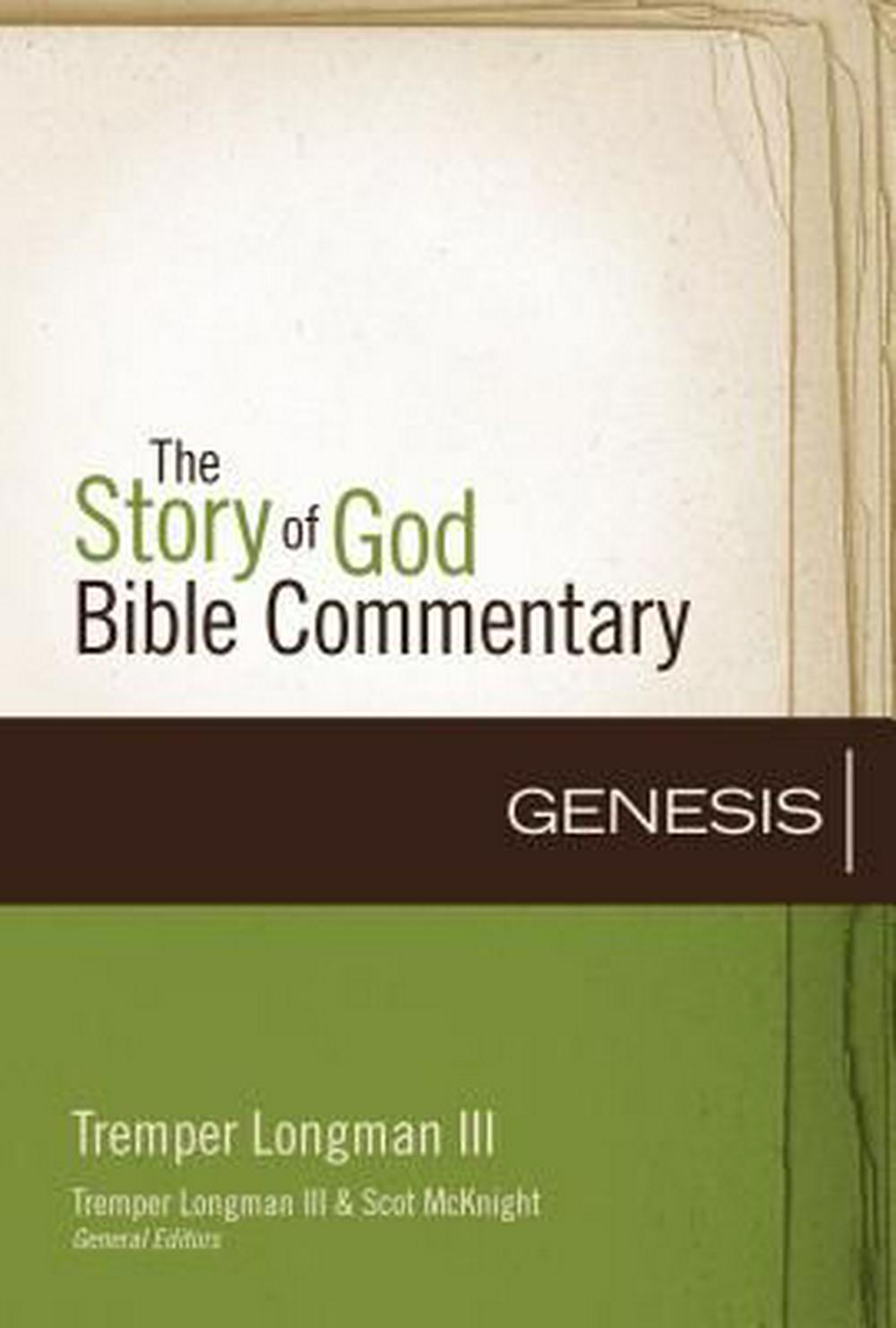 GenesisThe Story of God Bible Commentary