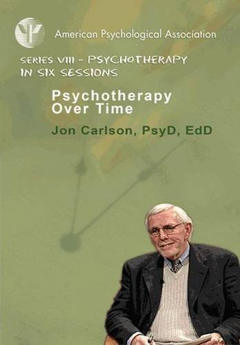 Psychotherapy Over Time by JON CARLSON (EDITOR), ISBN: 9781591474098