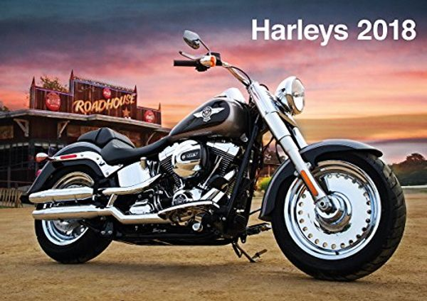 Booko: Comparing prices for Harley Davidson 2018 Calendar