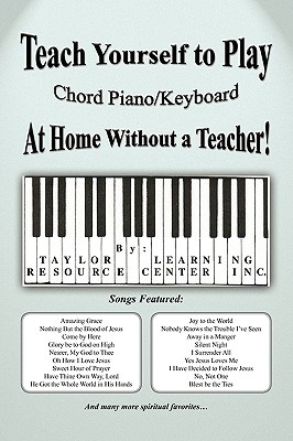 Booko Comparing Prices For Teach Yourself To Play Chord Piano