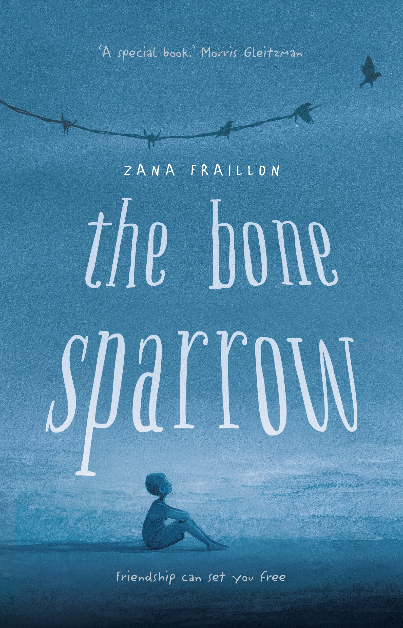 The Bone Sparrow by Zana Fraillon, ISBN: 9780734417138