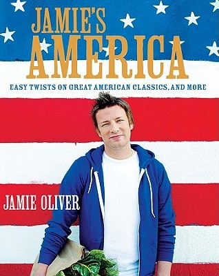 Cover Art for Jamie's America, ISBN: 9781401323608