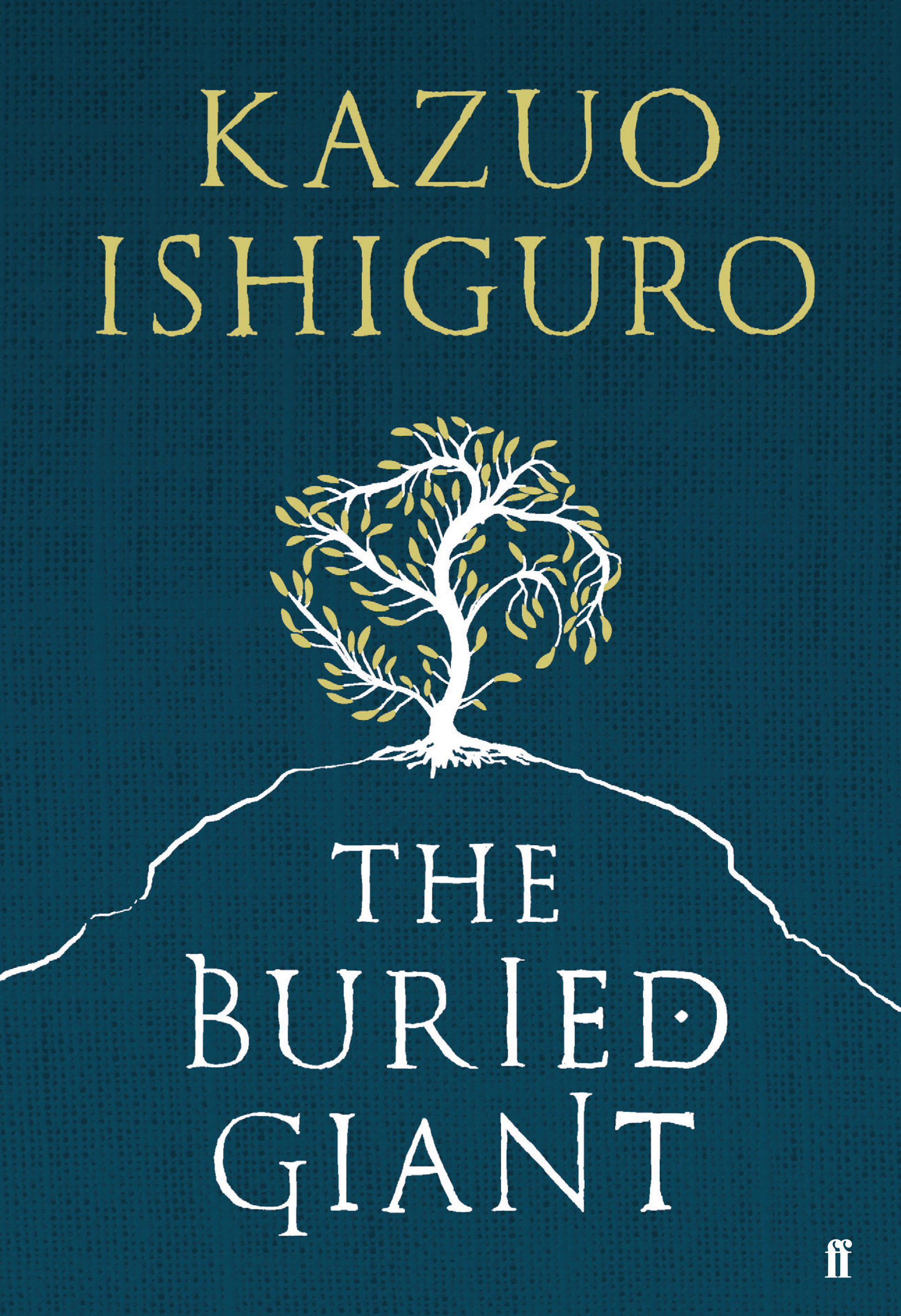 Cover Art for The Buried Giant, ISBN: 9780571315031
