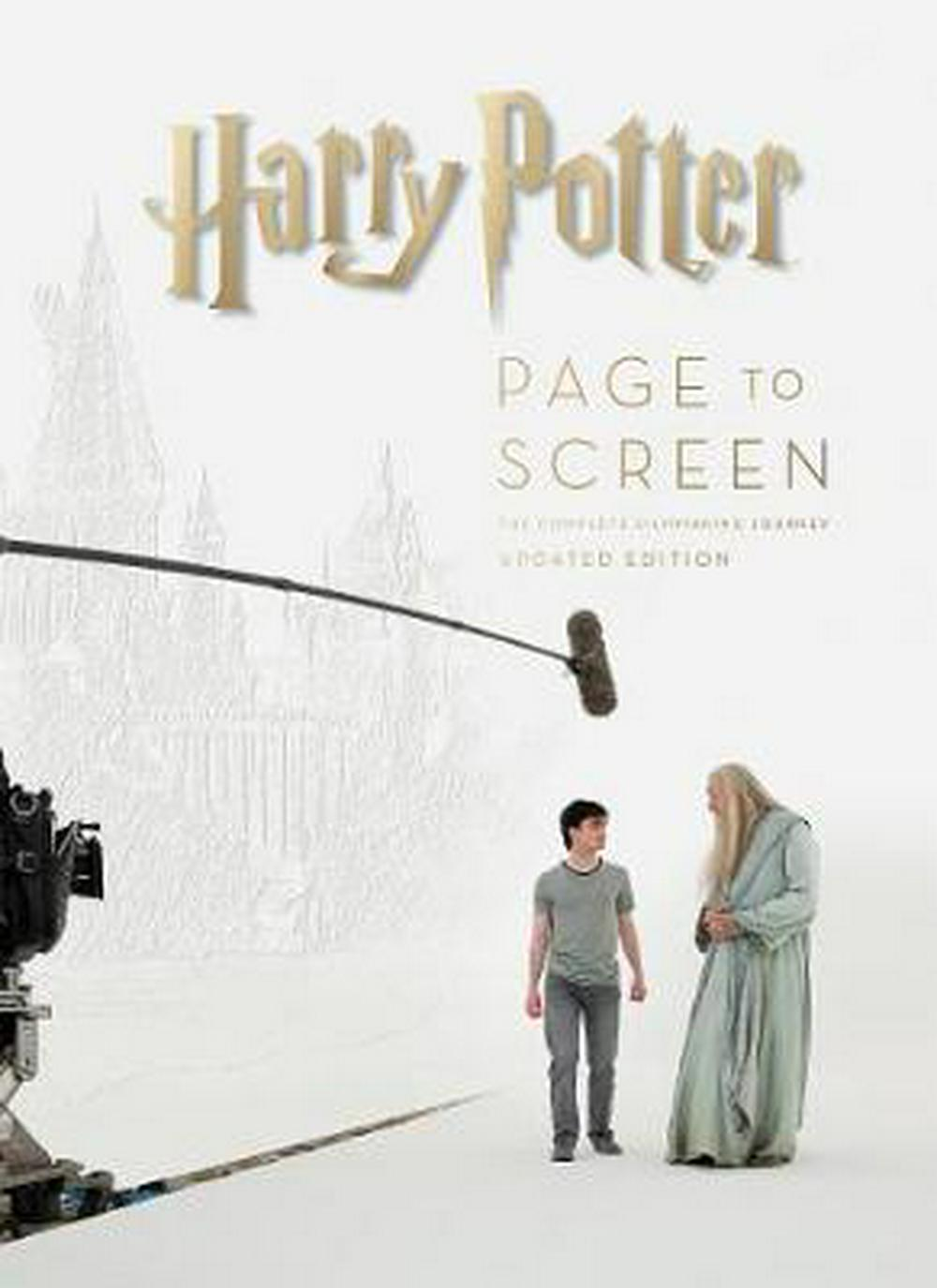 Harry Potter Page to Screen: The Updated Edition