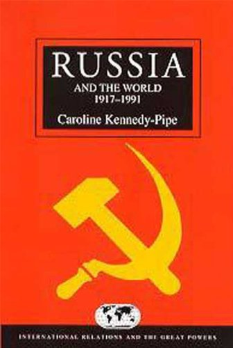 Cover Art for Russia and the World 1917-1991, ISBN: 9780340652053