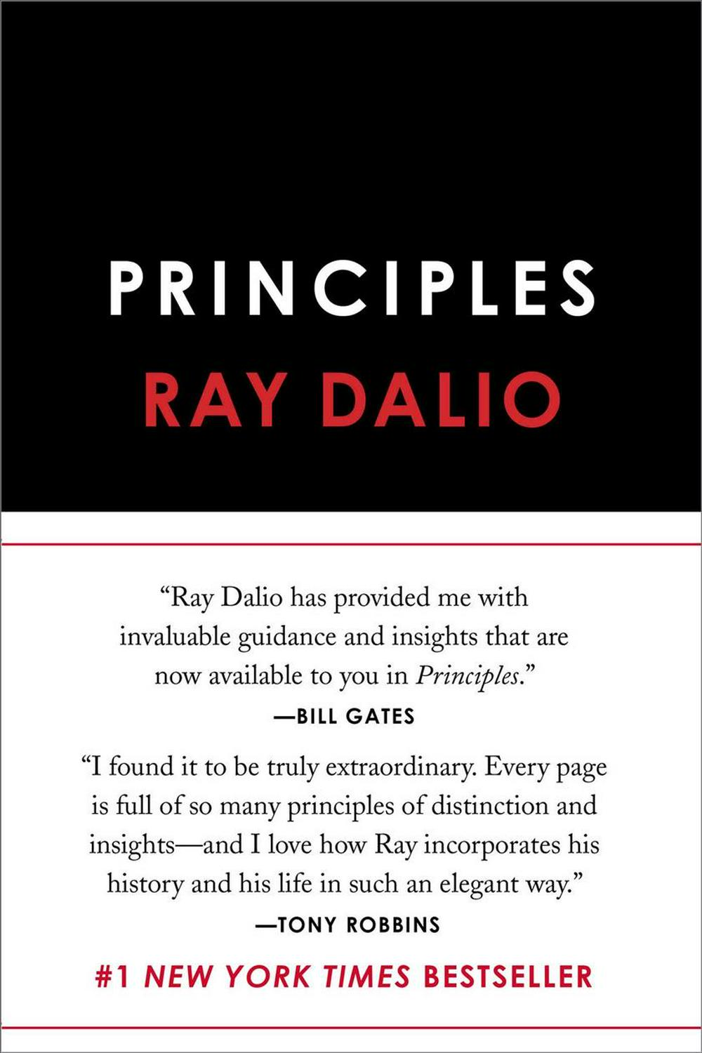 Principles by Ray Dalio, ISBN: 9781501124020
